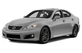 Lexus IS F XE20 Saloon