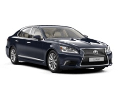 Lexus LS wheels and tires specs icon