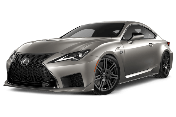 Lexus RC F wheels and tires specs icon