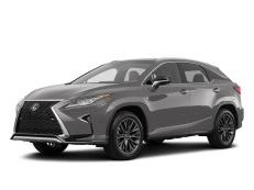 Lexus RX wheels and tires specs icon