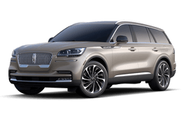 Lincoln Aviator U611 SUV