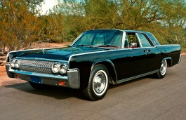 opony do Lincoln Continental IV [1961 .. 1969] Saloon