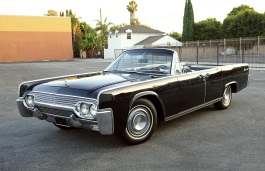 Lincoln Continental IV Convertible