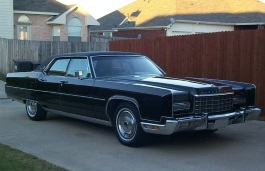 opony do Lincoln Continental V [1970 .. 1979] Saloon
