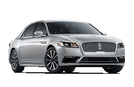 Lincoln Continental X Saloon