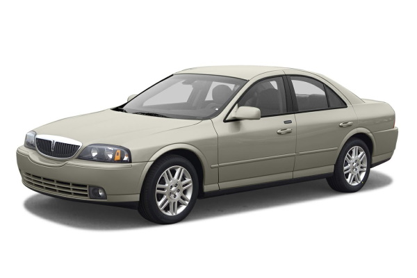 Lincoln LS wheels and tires specs icon
