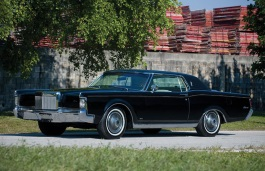 Lincoln Continental Mark III Coupe