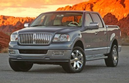 Lincoln Mark LT I Pickup Crew Cab