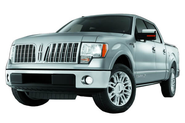 Lincoln Mark LT wheels and tires specs icon