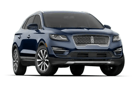 Lincoln MKC Facelift SUV