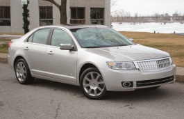 Lincoln MKZ I Saloon