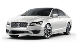 Lincoln MKZ II Facelift Седан