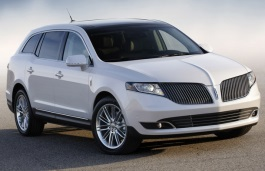 Lincoln MKT I Restyling Closed Off-Road Vehicle