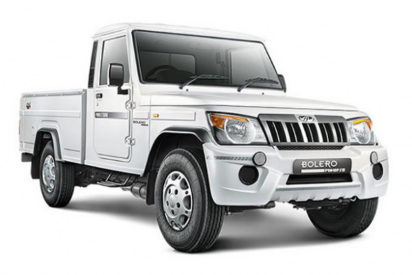 Mahindra Bolero Pik-Up wheels and tires specs icon
