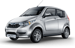 Mahindra e2o Plus wheels and tires specs icon