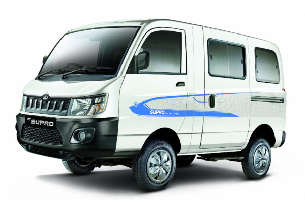 Mahindra eSupro wheels and tires specs icon