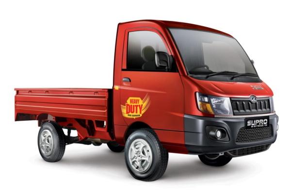 Mahindra eSupro Truck