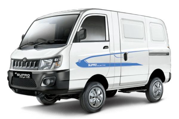 Mahindra eSupro Mini Cargo Van