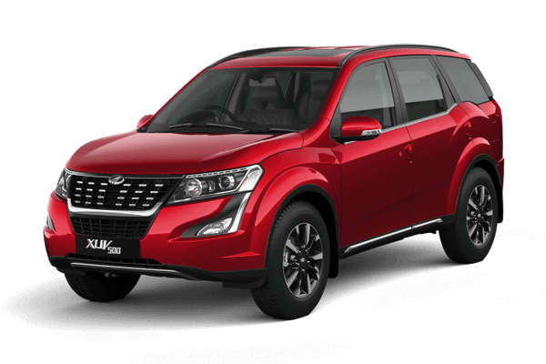 Mahindra XUV500 wheels and tires specs icon