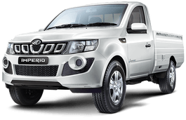 Mahindra Imperio Pickup Single Cab
