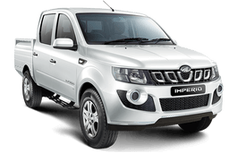 Mahindra Imperio Pickup Double Cab