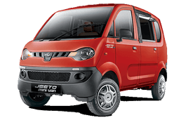 Mahindra Jeeto wheels and tires specs icon