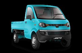 Mahindra Jeeto Truck