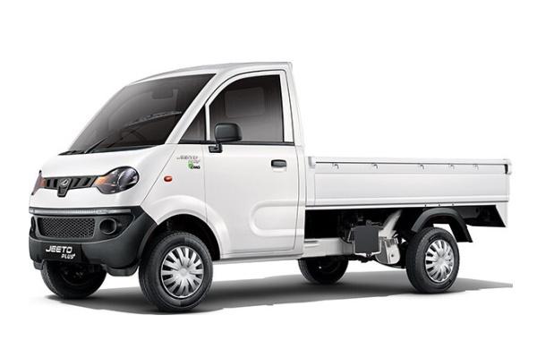 Mahindra Jeeto Plus Truck