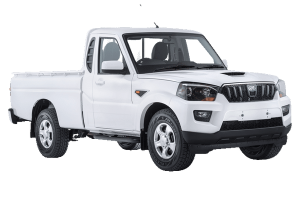 Mahindra Pik Up I Restyling Pickup Single Cab