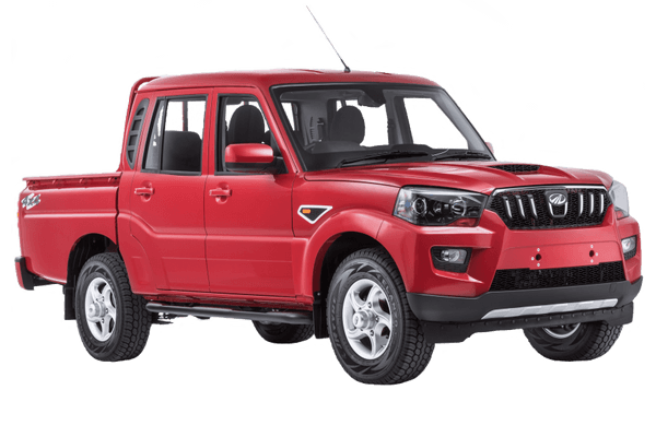 Mahindra Pik Up I Restyling Pickup Double Cab