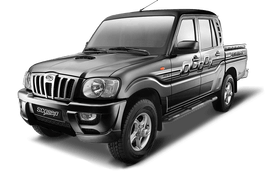 Mahindra Scorpio Getaway wheels and tires specs icon