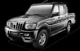 Mahindra Scorpio Getawayのホイールとタイヤスペックアイコン