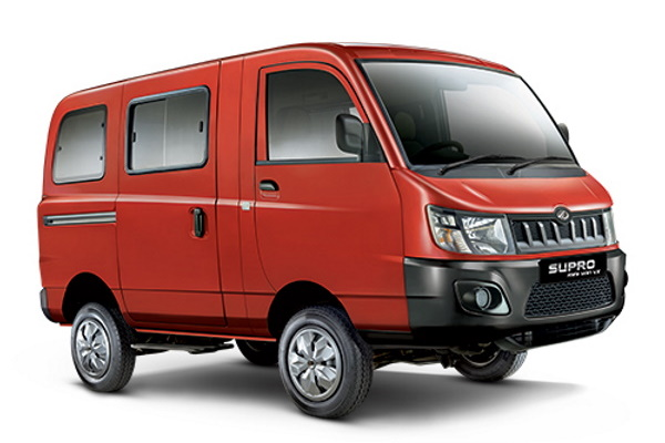 Mahindra Supro wheels and tires specs icon