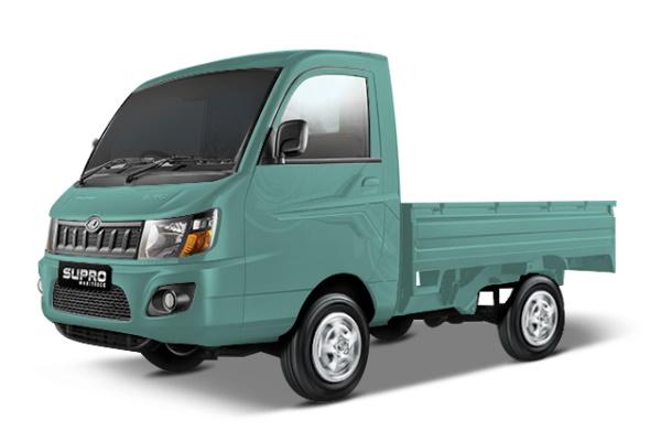 Mahindra Supro Maxitruck wheels and tires specs icon
