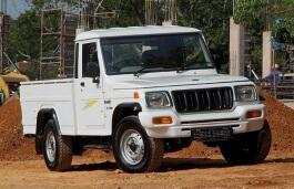 Mahindra Bolero II Pickup