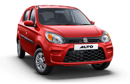 Maruti Alto wheels and tires specs icon