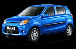 roues et icone de spécifications de pneus pour Maruti Alto 800