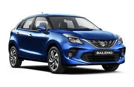 Maruti Baleno wheels and tires specs icon