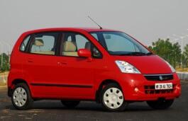 Maruti Zen Estilo wheels and tires specs icon