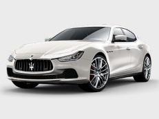 Maserati Ghibli Räder- und Reifenspezifikationensymbol