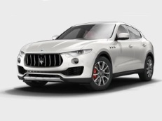 Maserati Levante l Closed Off-Road Vehicle