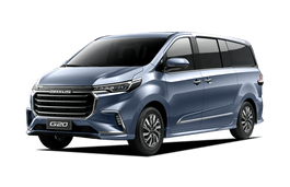 Maxus G20 wheels and tires specs icon