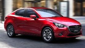 Mazda Mazda2 III (DJ) Saloon
