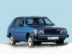 Mazda 323 FA4 Hatchback