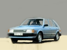 Mazda 323 BD Hatchback