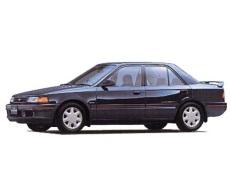 Mazda 323 BF Saloon