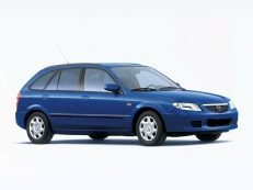 Mazda 323 BJ Hatchback