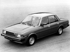Mazda 626 CB Saloon