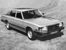 Mazda 929 LA4 Седан