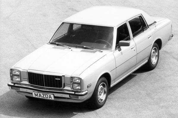Mazda 929 LA4 Saloon